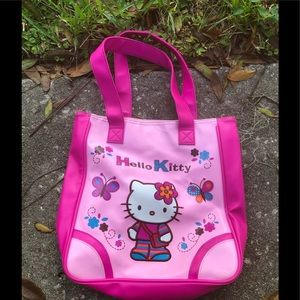 HELLO KITTY... carry all bag
